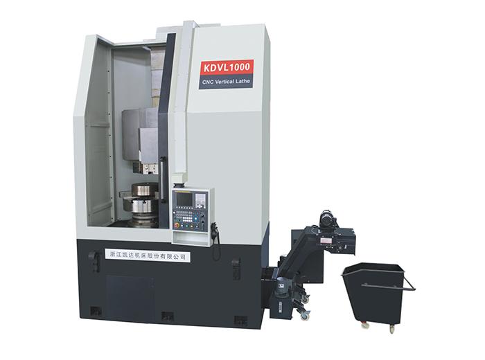 KDVL800立式数控车床