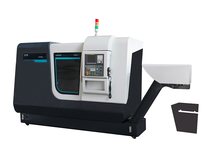 KDCL-28全功能数控车床